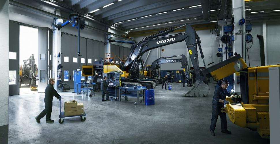 Volvo CE Claims That The Future Is In The Circular Economy